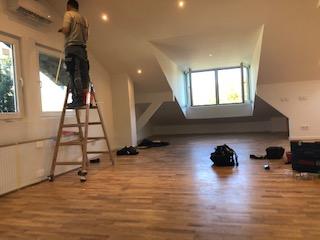 Dachgeschossausbau Firma in München