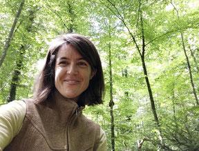 Marina Beck - Waldwandererin