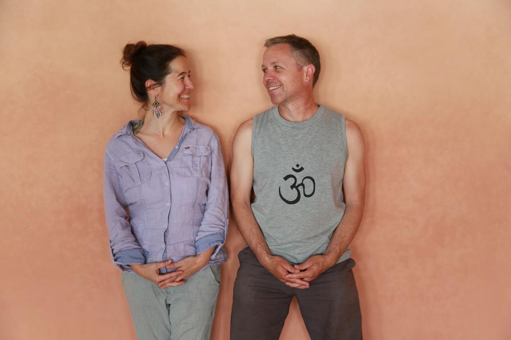 Yoga & Stille - Bettina Baumgartner und Pascal Portmann