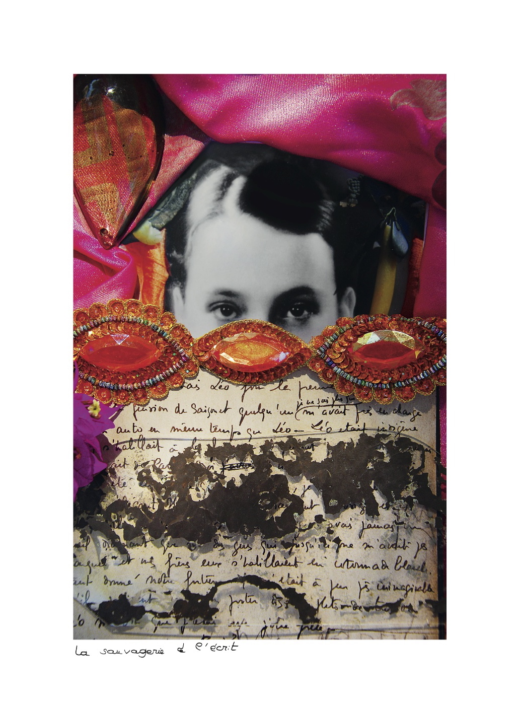 Christine Spengler - Hommage à Marguerite Duras - La sauvagerie de l'écrit