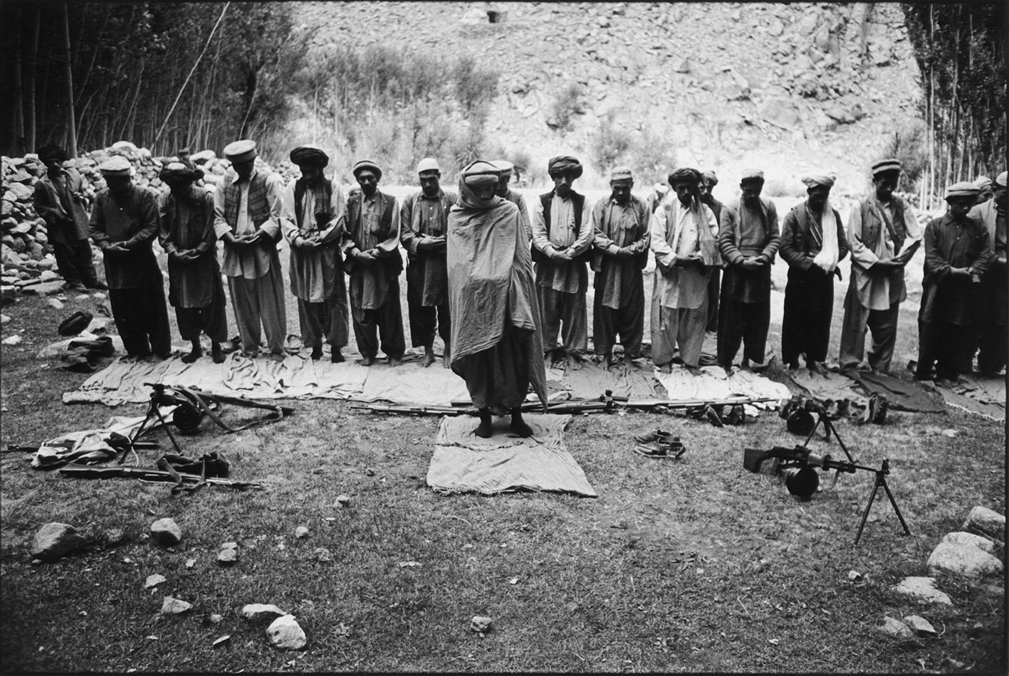 &#169Christine Spengler - Afghanistan, 1981.