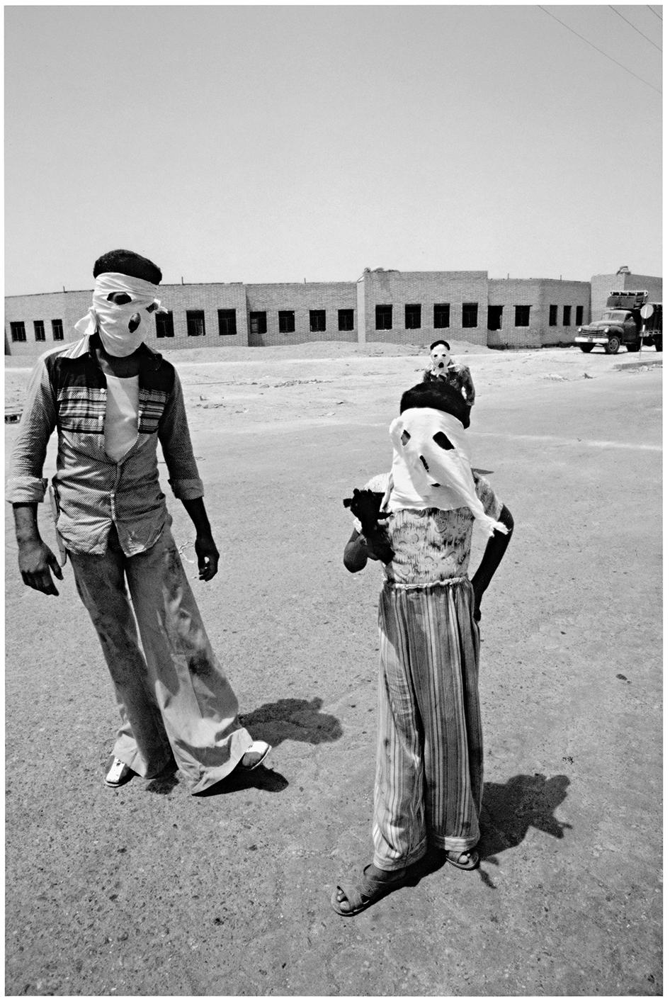 &#169Christine Spengler - Iran, 1989.