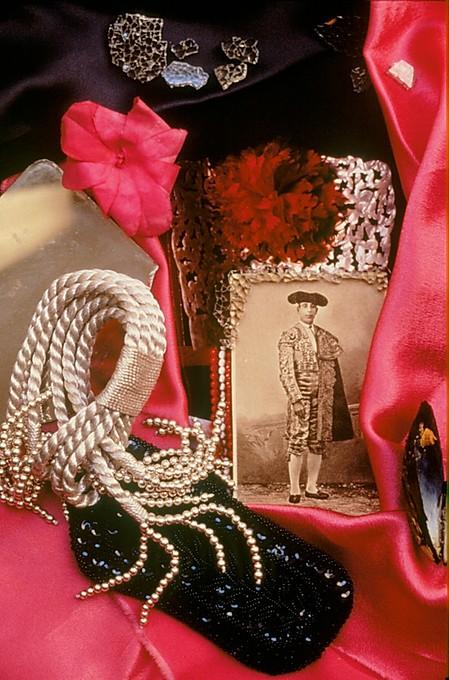 Christine Spengler. Vierges et toreros. Torero aux perles