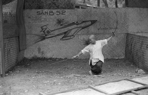 &#169Christine Spengler - Vietnam, 1985.
