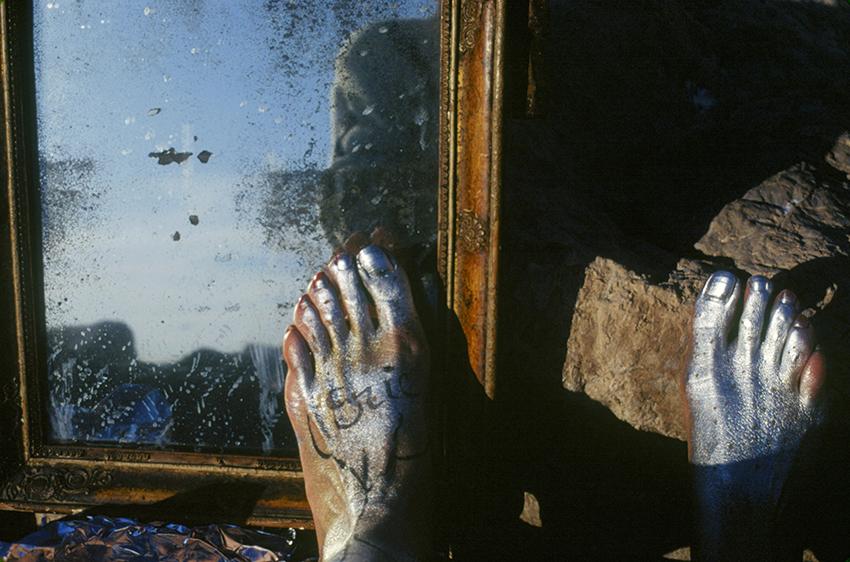 Christine Spengler. Autoportraits. Le deuil d'Éric