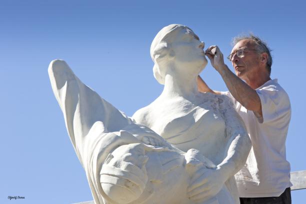 Restauration de sculptures