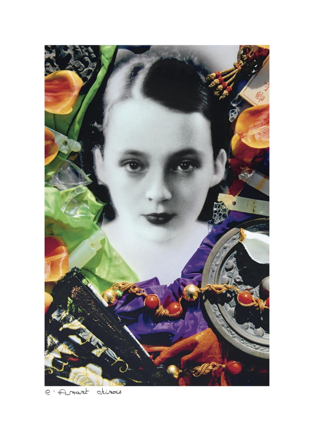 Christine Spengler - Hommage à Marguerite Duras - L'Amant chinois
