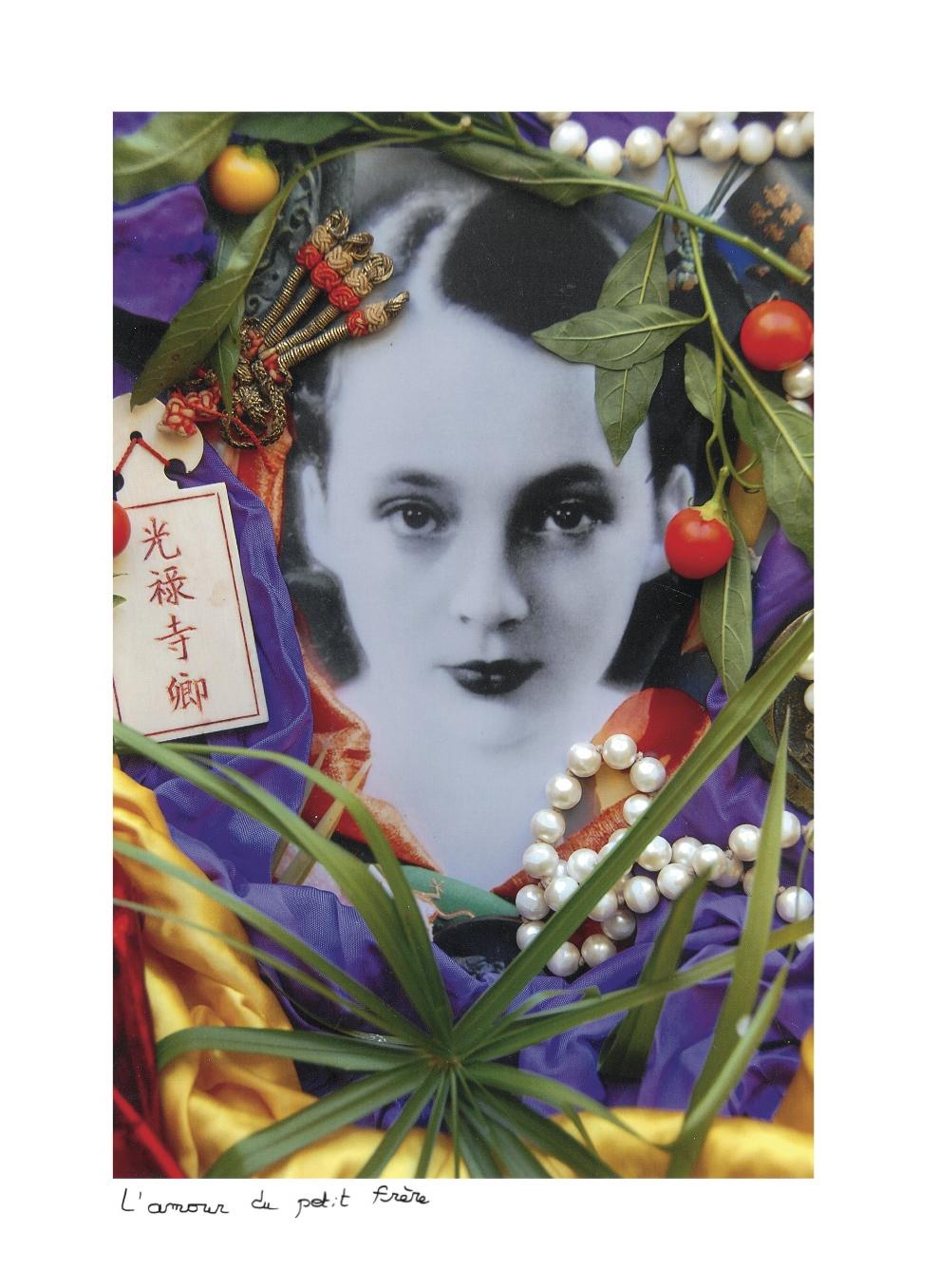 Christine Spengler - Hommage à Marguerite Duras - L'Amour du petit frère