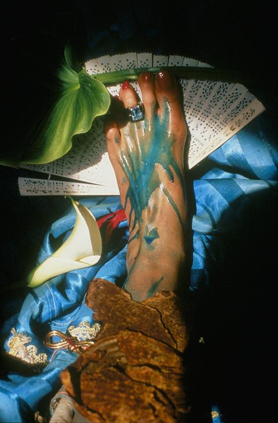 Christine Spengler. Autoportraits. Mishima