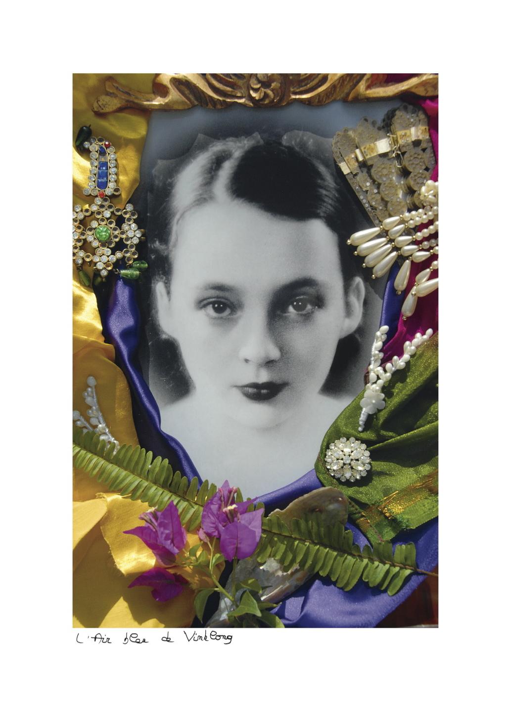 Christine Spengler - Hommage à Marguerite Duras - L'Air bleu de Vinh Long