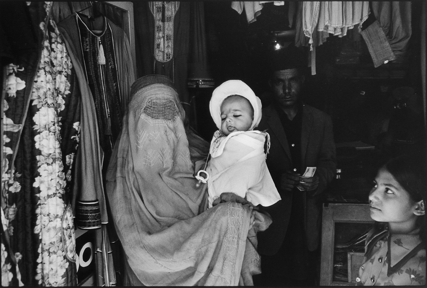 &#169Christine Spengler - Afghanistan, 1980.