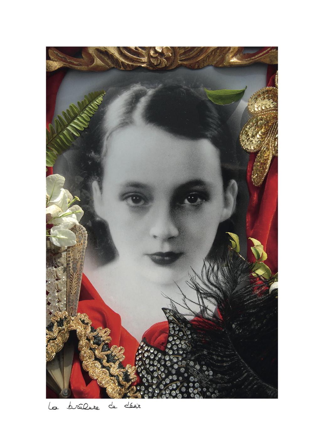 Christine Spengler - Hommage à Marguerite Duras - La brûlure du désir