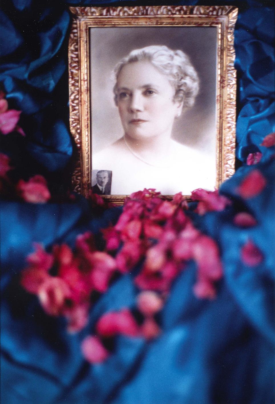Christine Spengler. Ma Famille. Ma grand-mère Ida. À la recherche du souvenir
