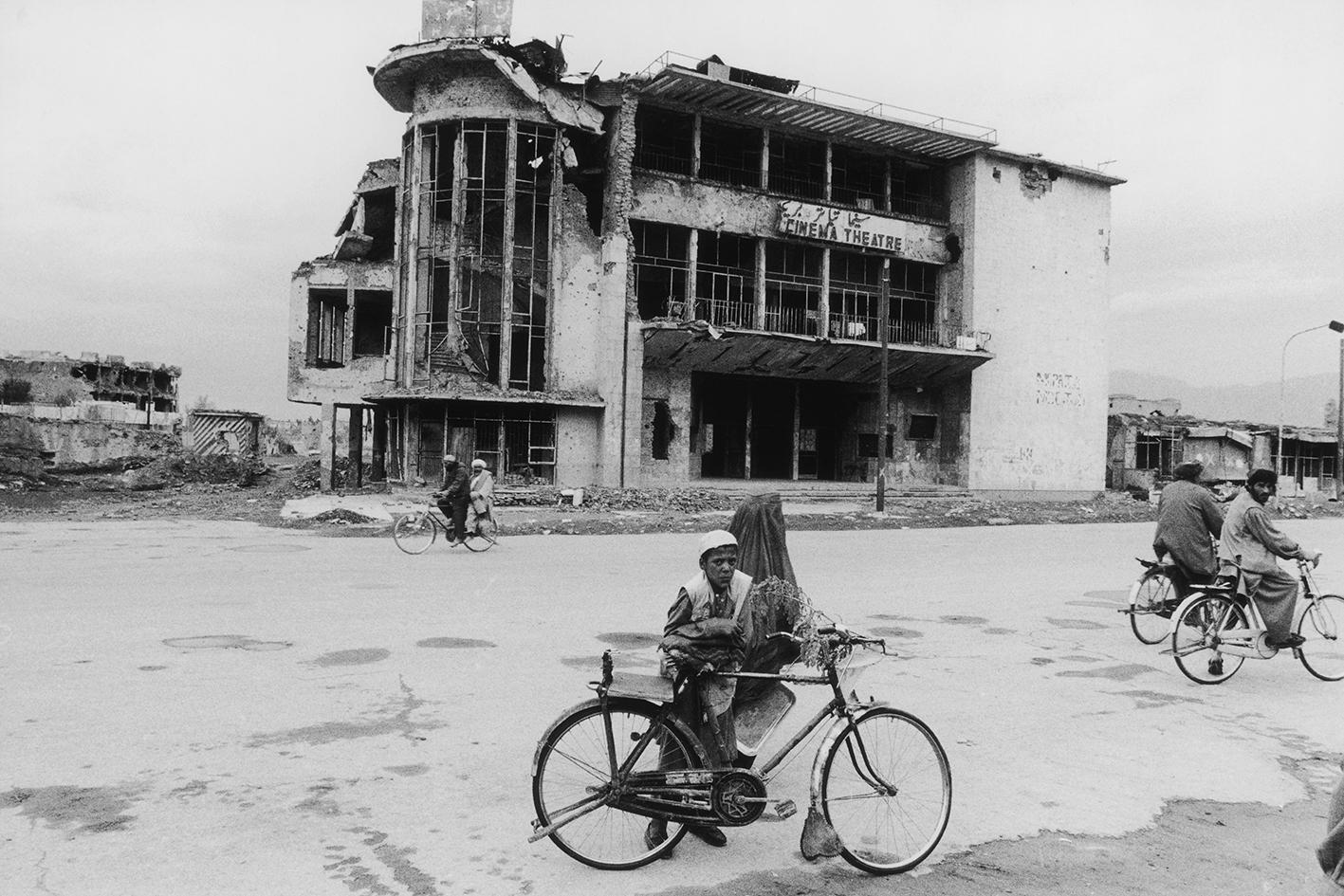 &#169Christine Spengler - Afghanistan, 1997.