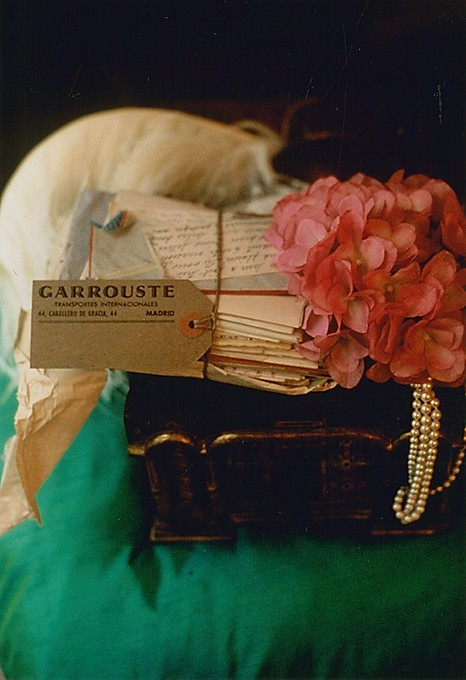 Christine Spengler. Ma Famille. Lettres d'amour de Tante Marcelle