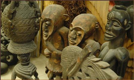 Art ancien d'Afrique noire - Exposition Hiver 2021/2022