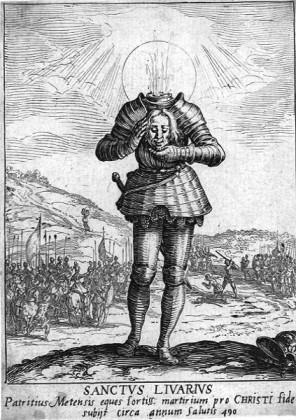 Saint livier de Marsal