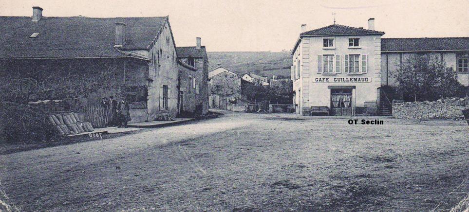Originaire de Saône et Loire, la famille Guillemaud a des racines à Lugny ou ici à Bissy La Maconnaise