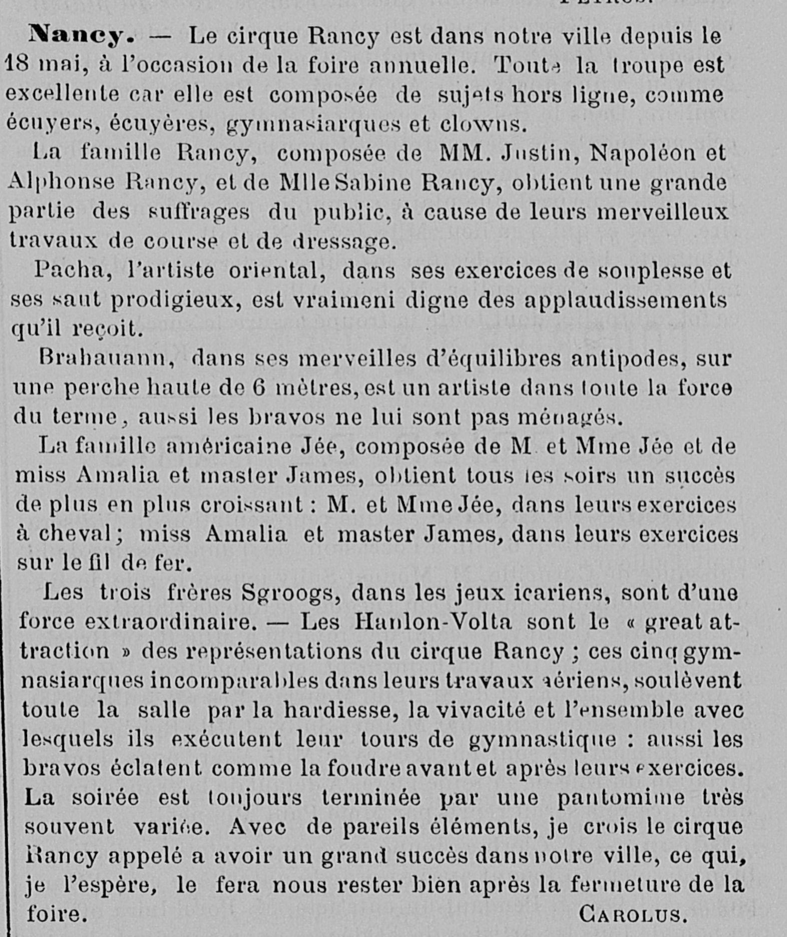L'Officiel-Artiste - 29 Mai 1884