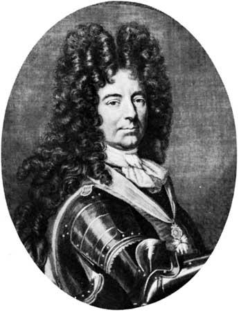 Le Maréchal Louis François De Boufflers