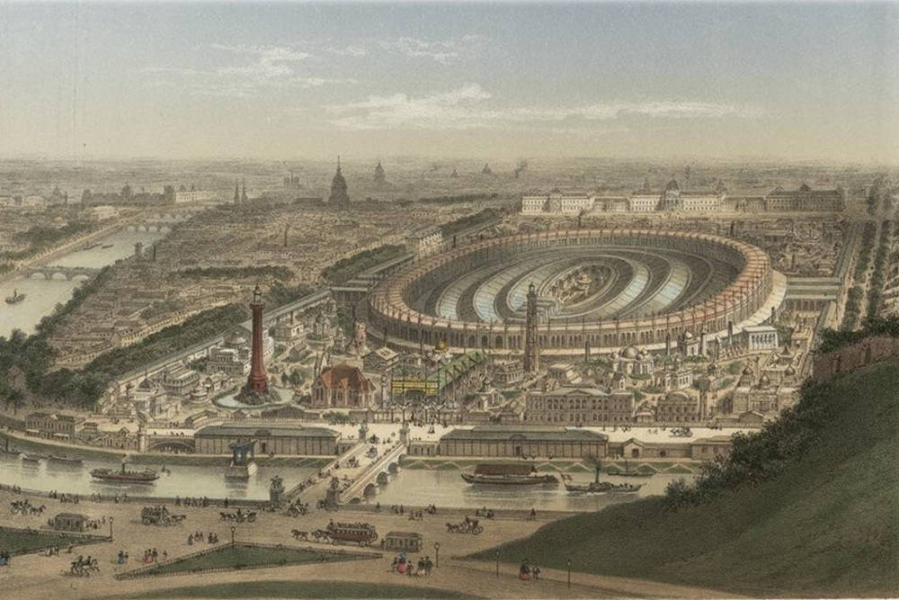 Exposition Universelle de Paris en 1867