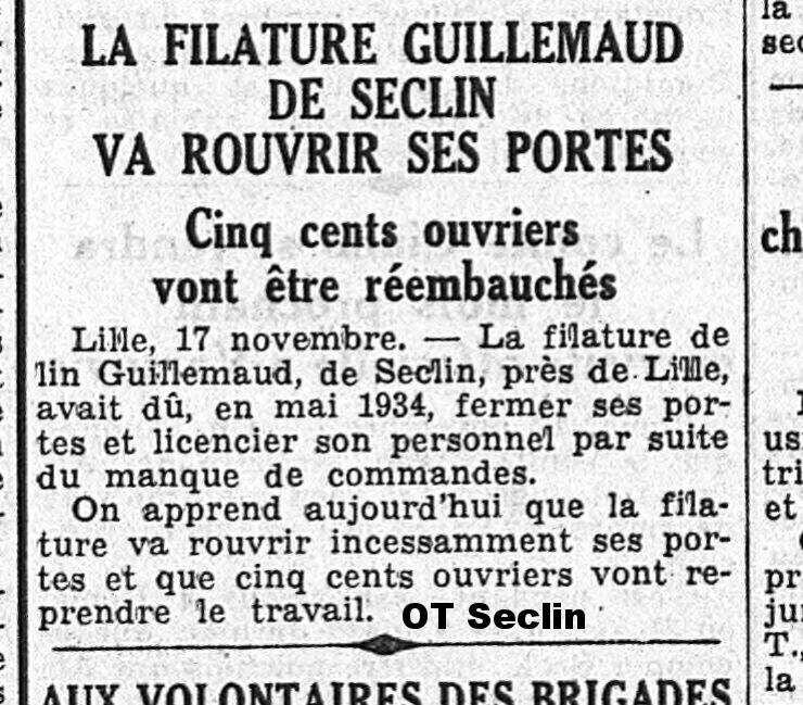 Le Populaire - 18 Novembre 1938