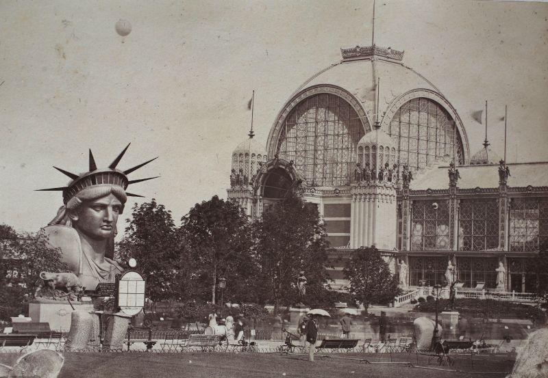 Exposition Universelle de Paris en 1878