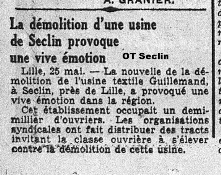 Le Populaire - 26 Mai 1938