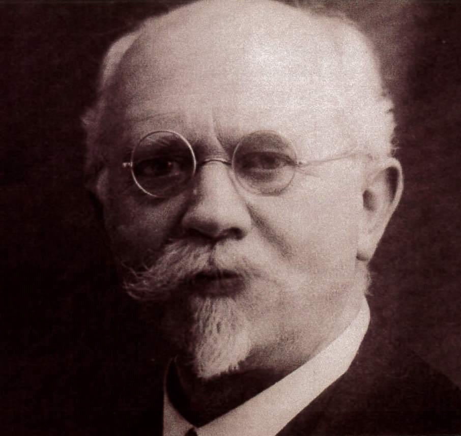 """M. Auguste Boidin (1866-1929), chimiste - fondateur de """"Rapidase"""" à Seclin"""
