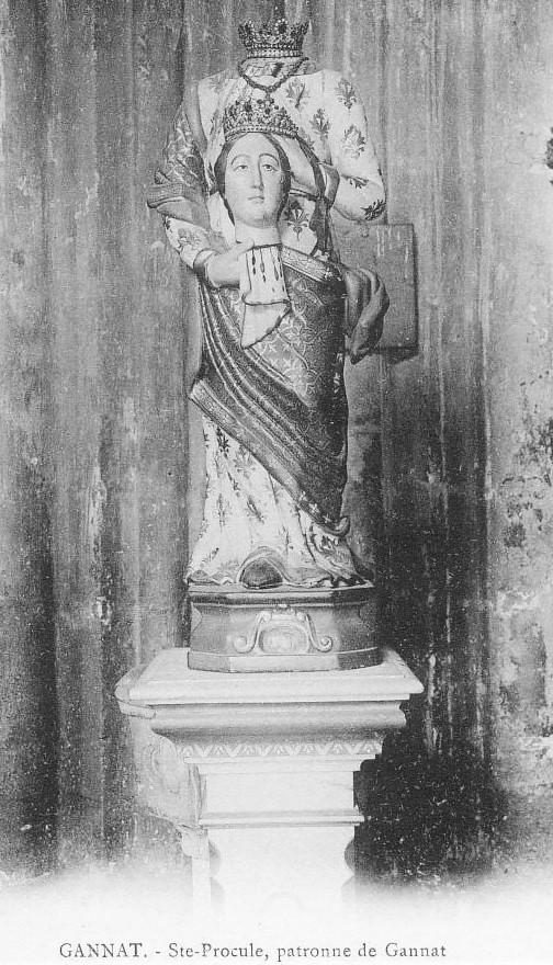 Sainte Procule (Gannat)