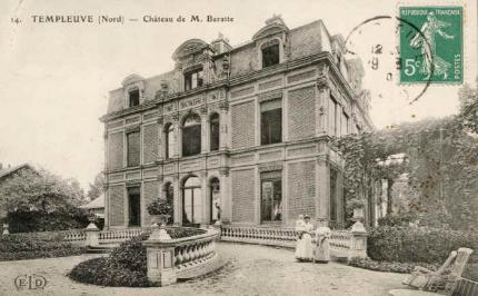 Château Baratte de Templeuve