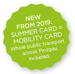 NEW FROM 2019: SUMMER CARD = MOBILITY CARD