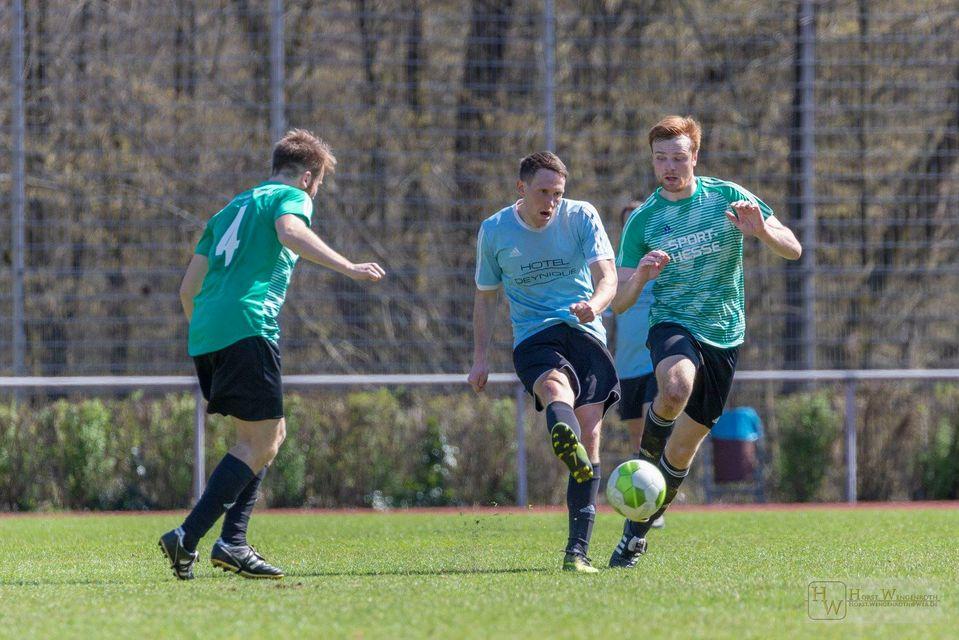 Zum 1. Juli 2021: Patrick Weber übernimmt Westerburger Bezirksliga-Reserve