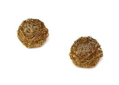 Earrings Chanvre - mod. H0961