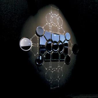 """Miroir """"Chenonceau"""" - 2004 Miroirs biseautés modulables"""
