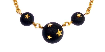 Collection Oh Ciel! - Necklace Black