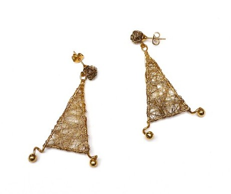 Earrings Chanvre - mod. H0963