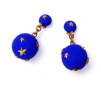 Collection Oh Ciel! - Earrings Blue