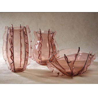 "Vases ""Onda"" - 2004"