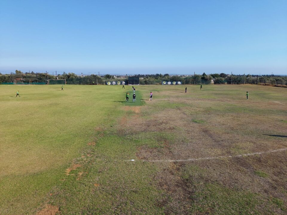 Cricket is back with runs and wickets at Ypsonas