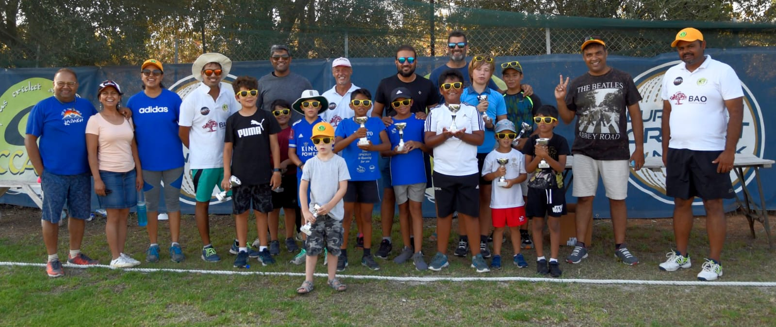 Report on 2021 Summer Youth Cricket