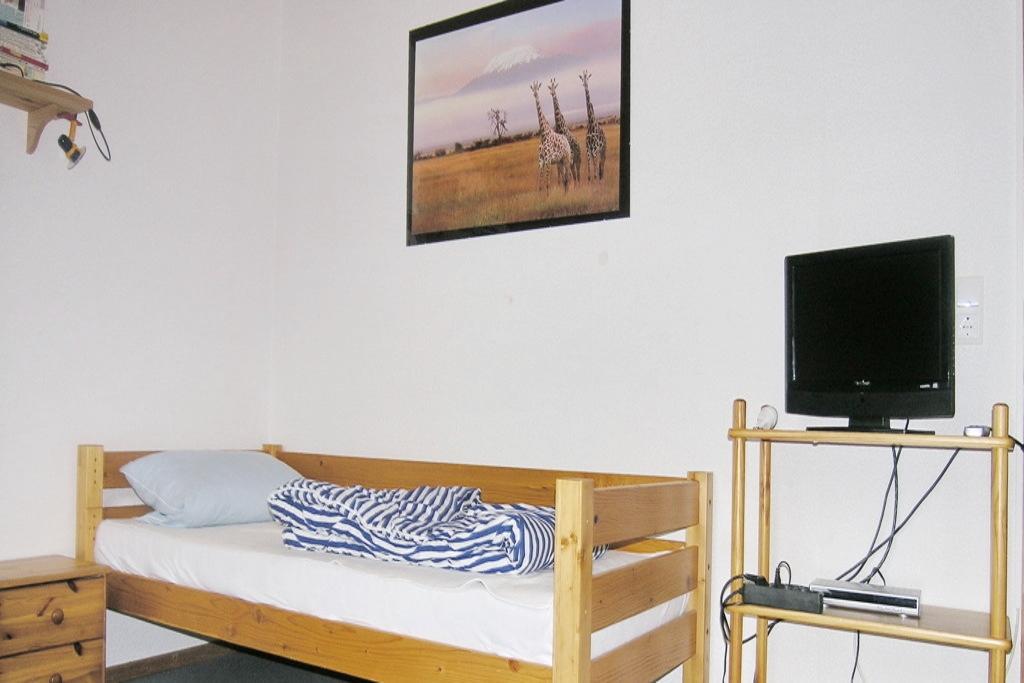 3. Schlafzimmer mit Einzelbett