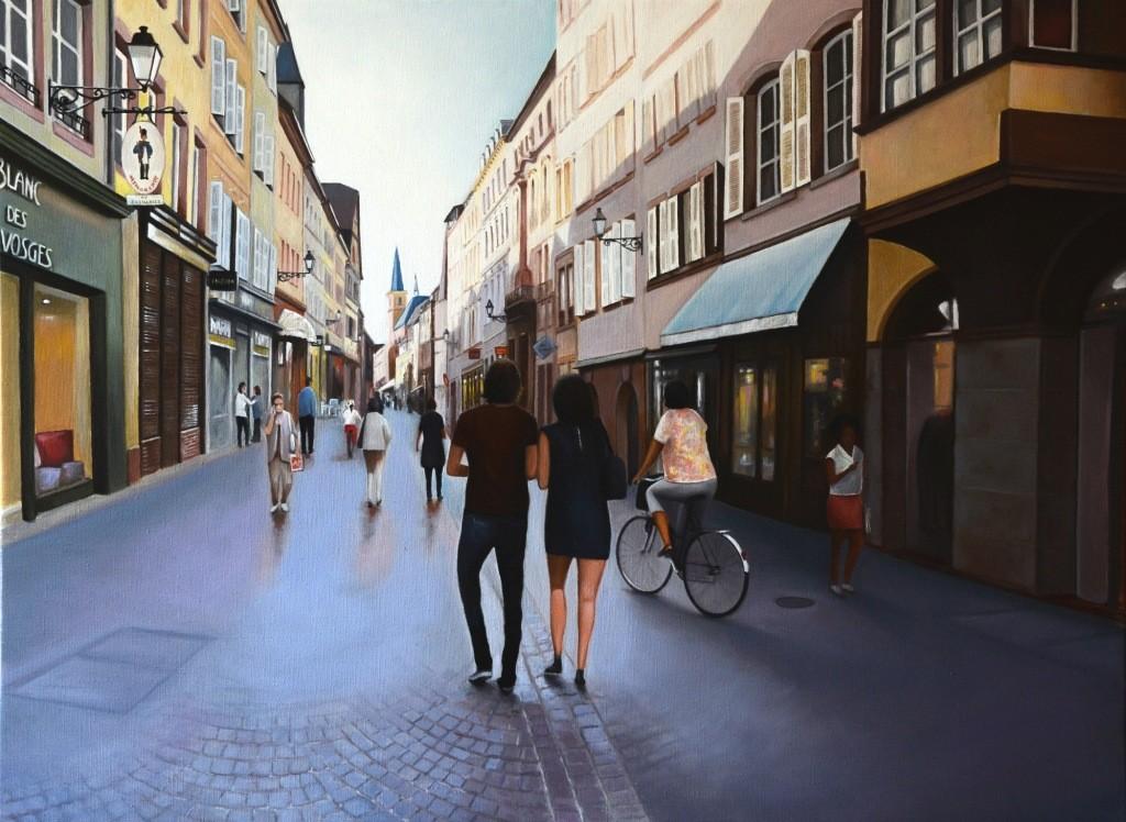 """""""STRASBOURG - Grand'Rue - Langstross"""""""