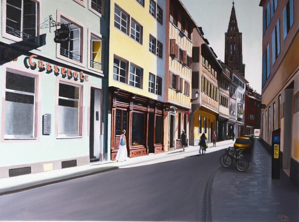 """""""STRASBOURG - Rue des Juifs"""""""
