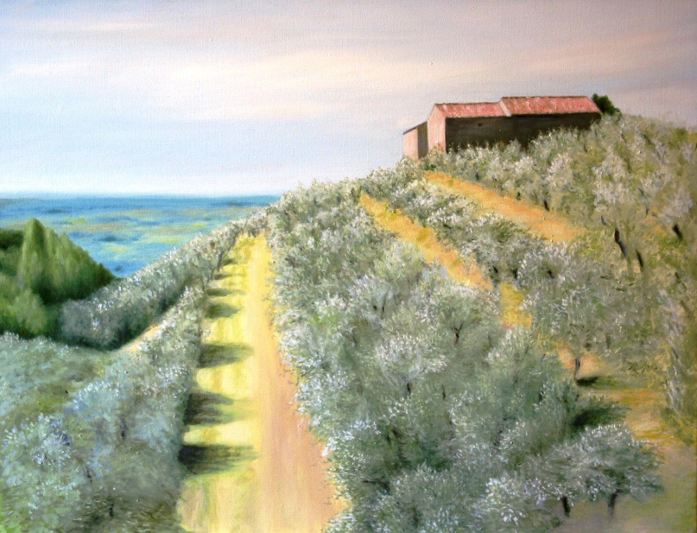 """VINCI en Toscane"""