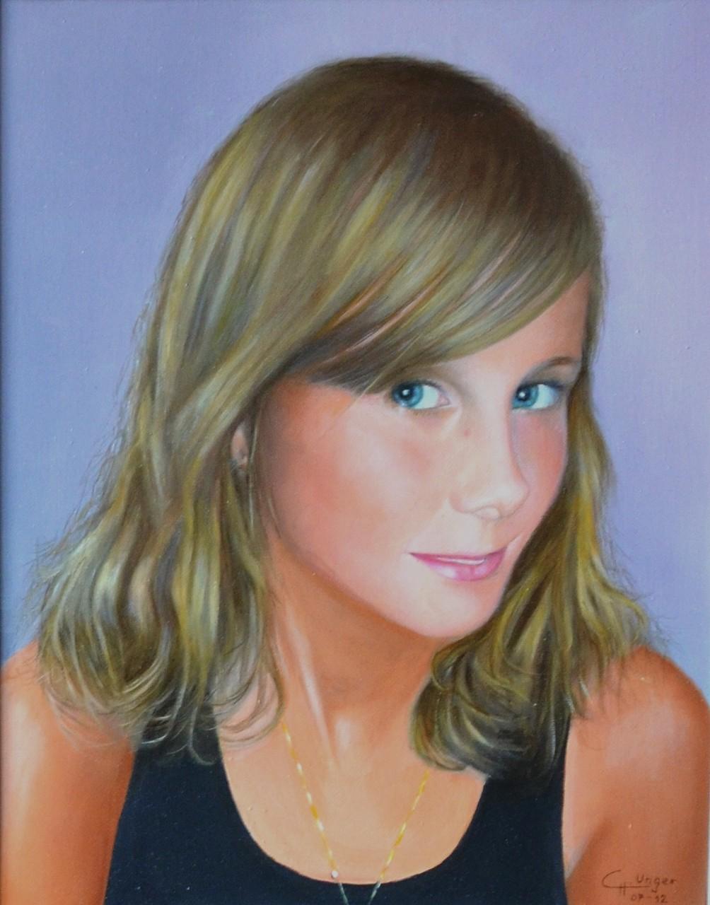"""""""Portrait de Noémie"""""""