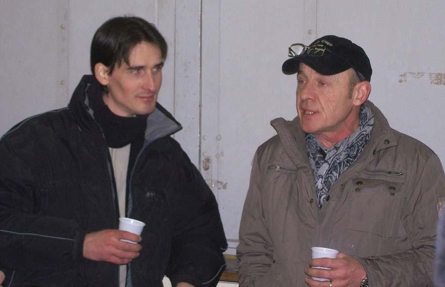 Michel et JLuc