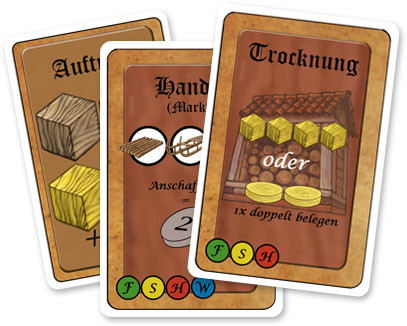 Lignum Spielkarten, Mücke Spiele Verlag, 2015
