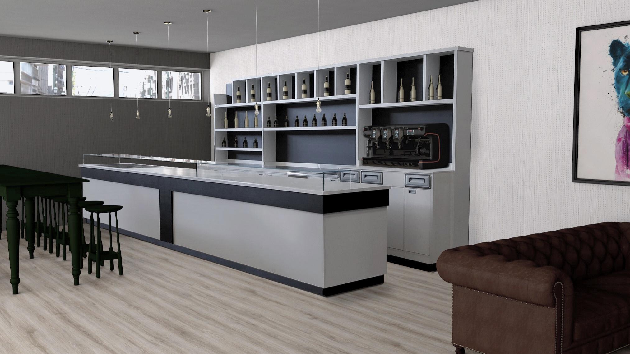 Arredo Bar Completo