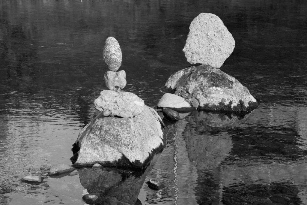 Nicht ausserhalb, nur in sich selbst soll man den Frieden suchen. Wer die innere Stille gefunden hat, der greift nach nichts, und er verwirft auch nichts. Buddha